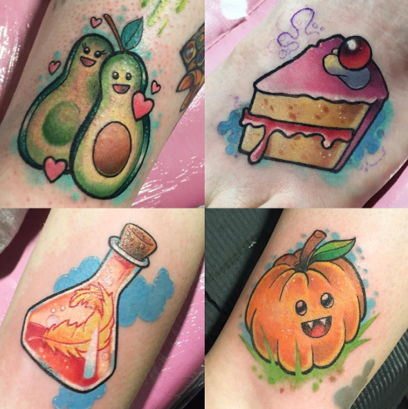 Colour Tattoo Chester
