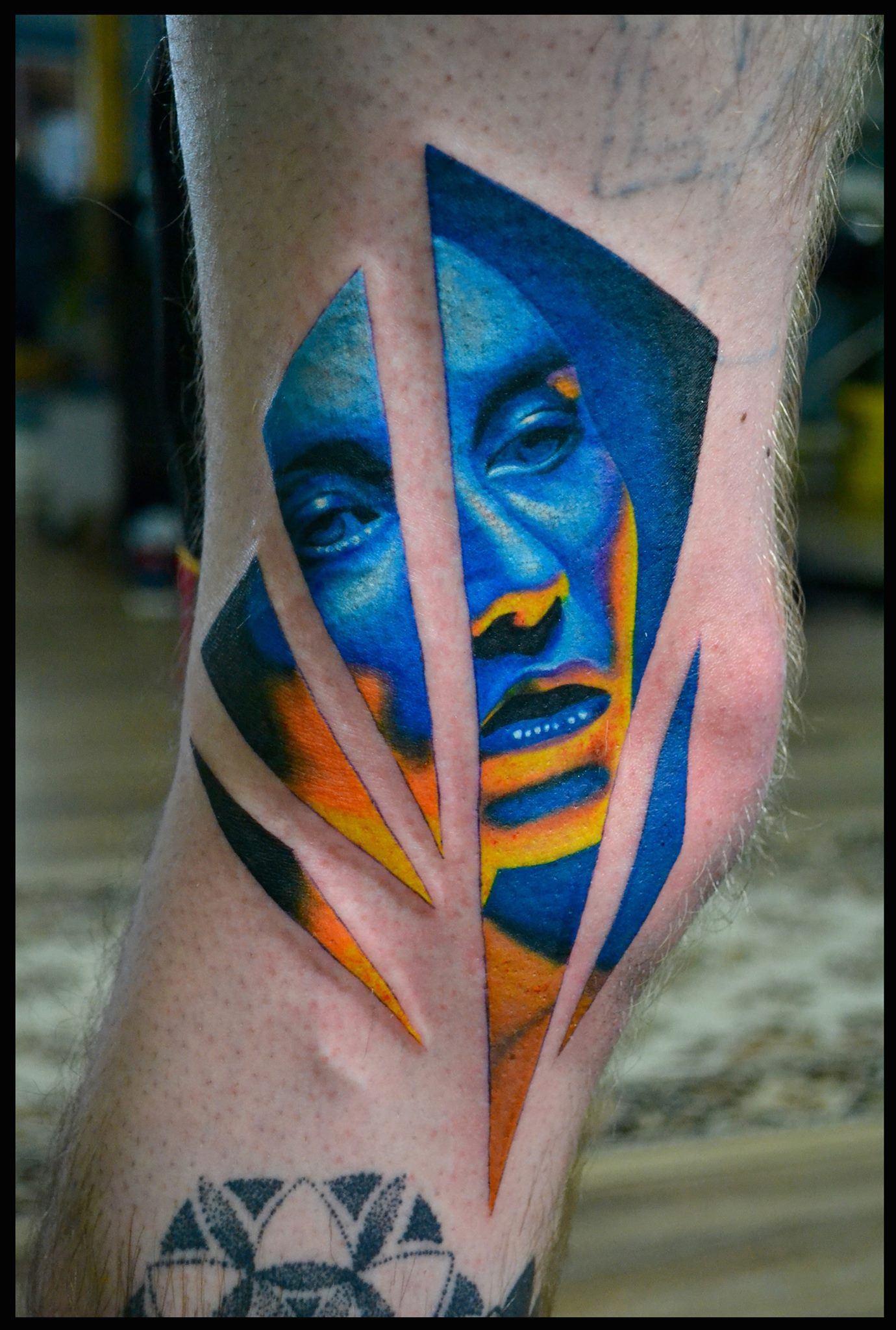 Jo Talbot Realism Tattoo Artist