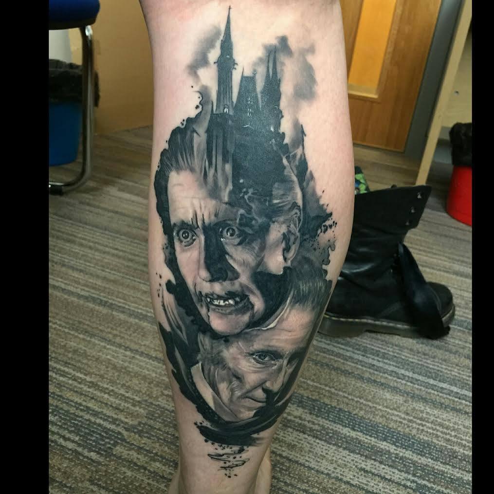 Tattoo artists minerva lodge for Tattoo art club