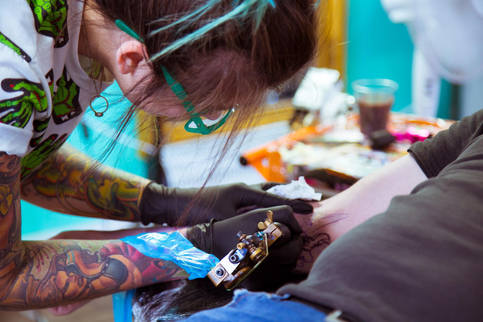 MLTC Tattoo Studio Chester