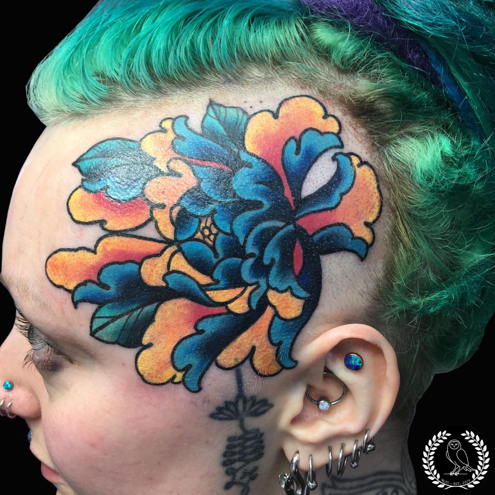 Col Cooper Tattoo